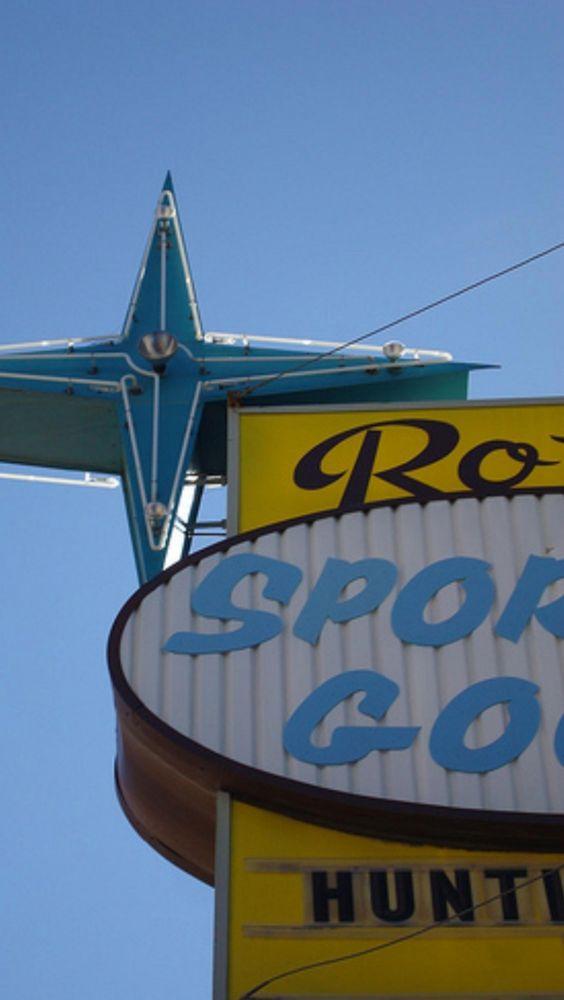 Ron's Sporting Goods: 138 S Main St, Cedar City, UT