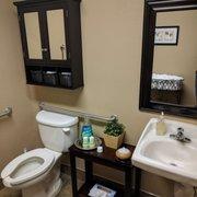 Massage room Photo of Massage Green Spa - West Sacramento, CA, United  States. Bathroom