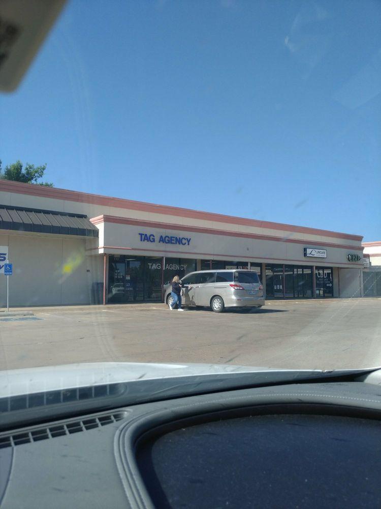 Tag Agency of Enid: 112 N Oakwood Rd, Enid, OK