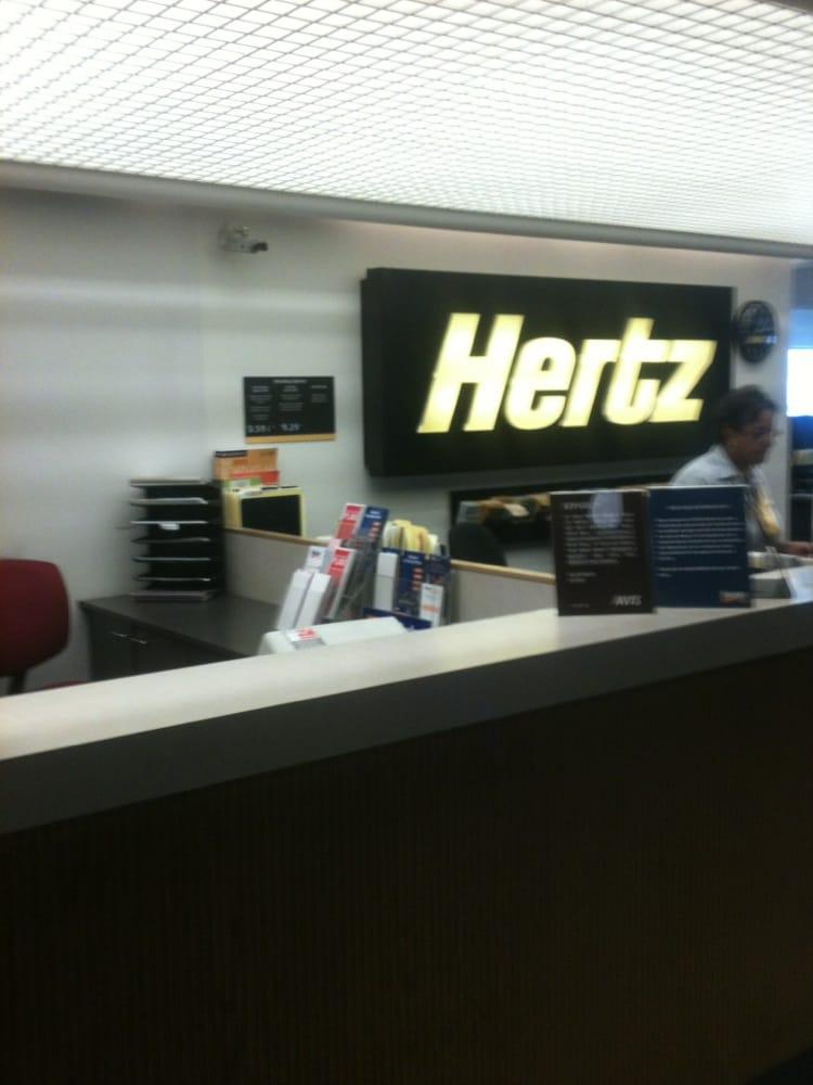 Hertz Rent A Car Akron Oh