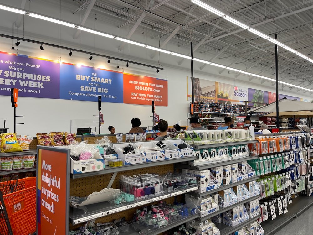 Big Lots: 713 E Baltimore Ave, Clifton Heights, PA