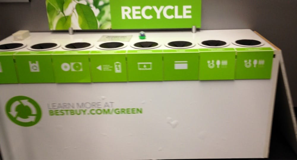 best recycling