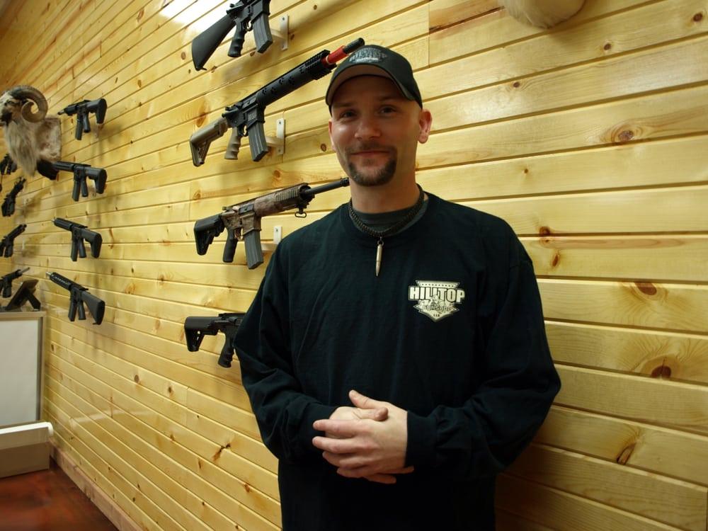 Hilltop Gun Shop: 111 Walnut Ln, Colona, IL