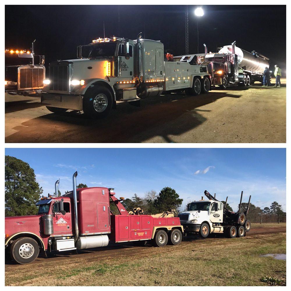 Sand Hill Wrecker Service: 216 County Rd 1005, Center, TX