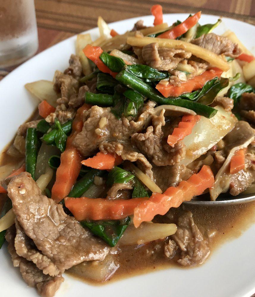 Ped S Thai Restaurant
