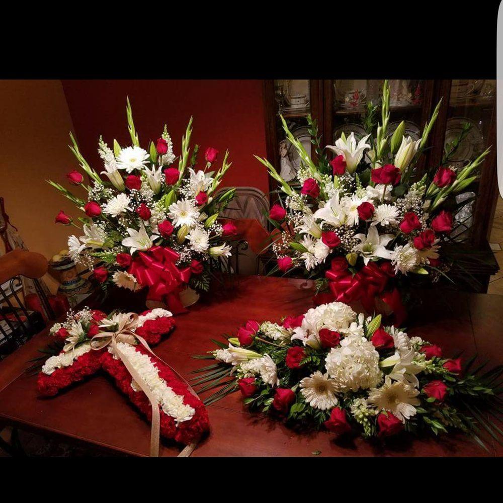 Golden Wings Funeral Florist 68 Photos Florists Modesto Ca
