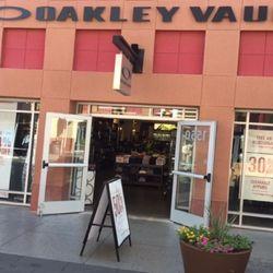 oakley outlet store 0grk  Photo of Oakley Vault