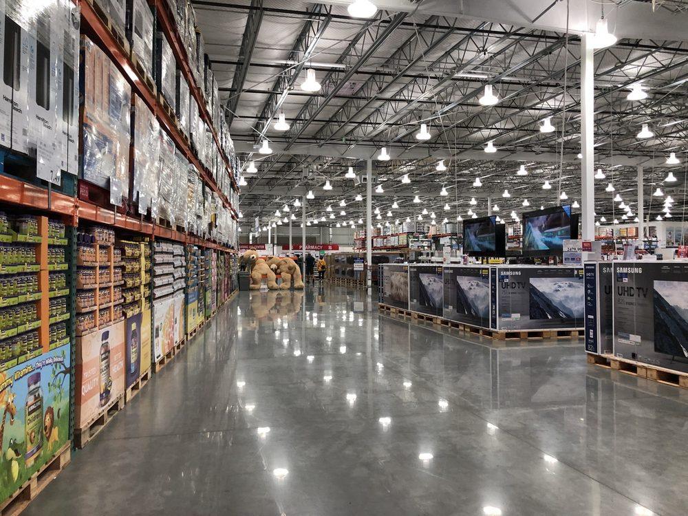 Costco Wholesale : 5030 Hamner Ave, Eastvale, CA
