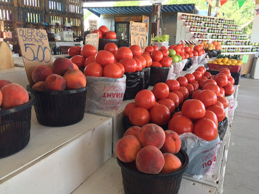 Sally's Produce: 182 County Rd 2160, Klondike, TX