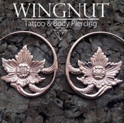 Wingnut Tattoo & Piercing Studio: 28 15th Ave S, Saint Cloud, MN