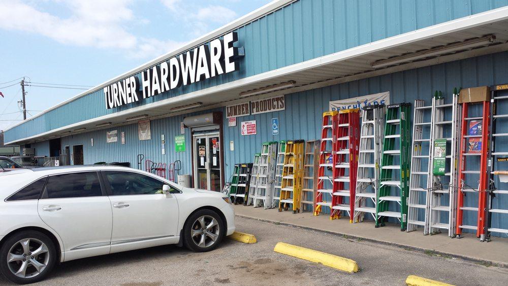 Turner's Hardware: 11730 Hempstead Rd, Houston, TX