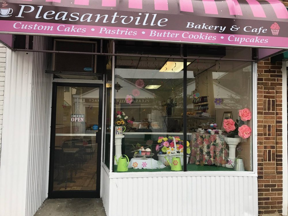 Pleasantville Bakery And Cafe Pleasantville Ny