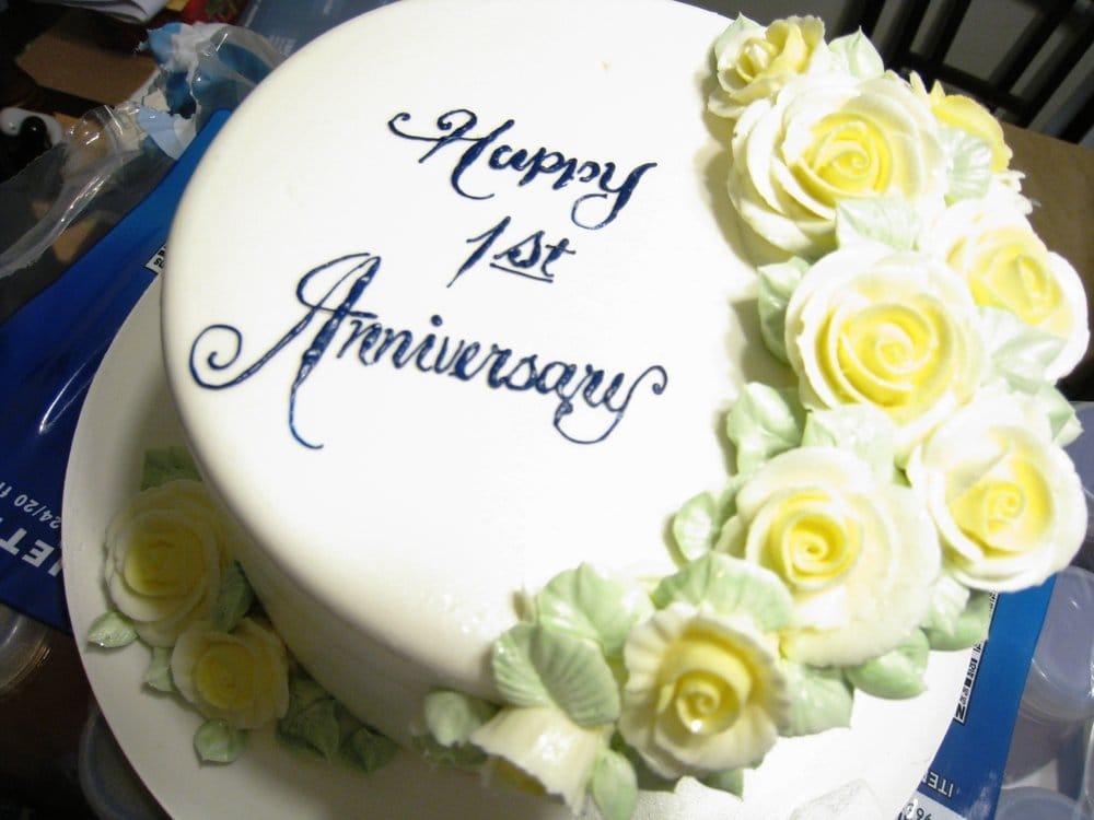 Our st anniversary cake gluten free yelp