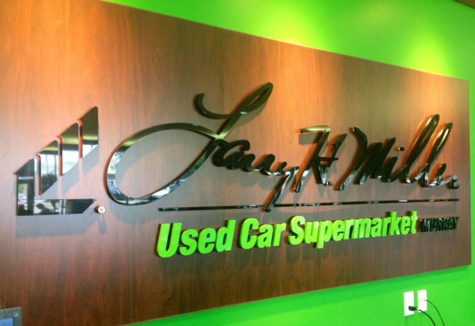 Larry Miller Used Car Supermarket Murray