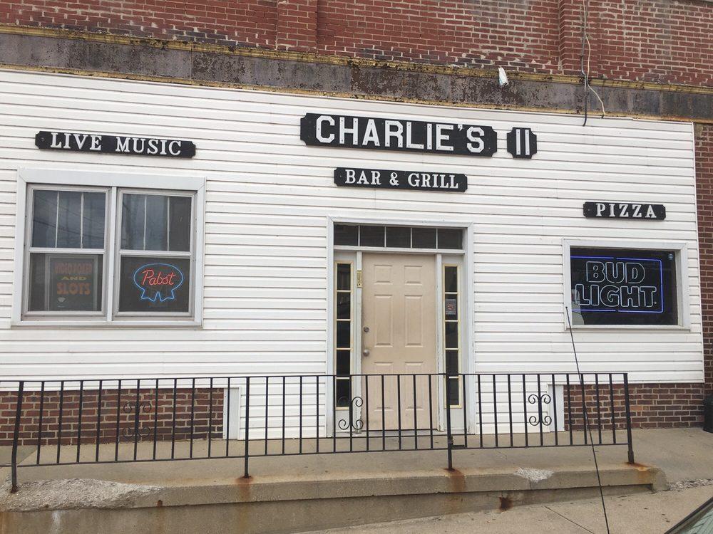 Charlie's II: 123 W Market St, Mount Carroll, IL