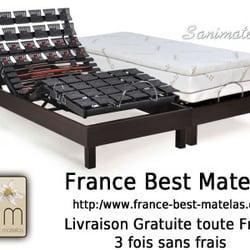 France Best Matelas Com Furniture Stores 50 Rue Egratz Passy