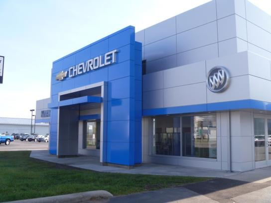 Knapp Chevrolet Buick: 11003 E US Hwy 223, Blissfield, MI
