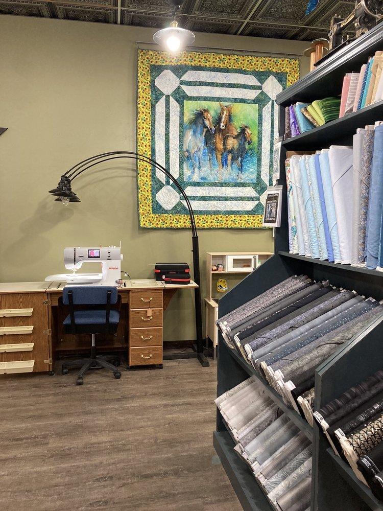 Lewistown's Sew Pieceful: 214 W Main St, Lewistown, MT