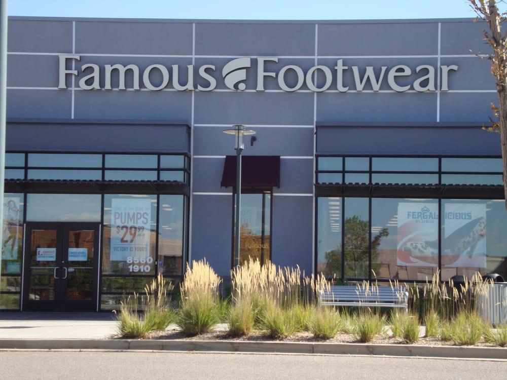 Photo Of Famous Footwear Denver Co United States Front Upclose