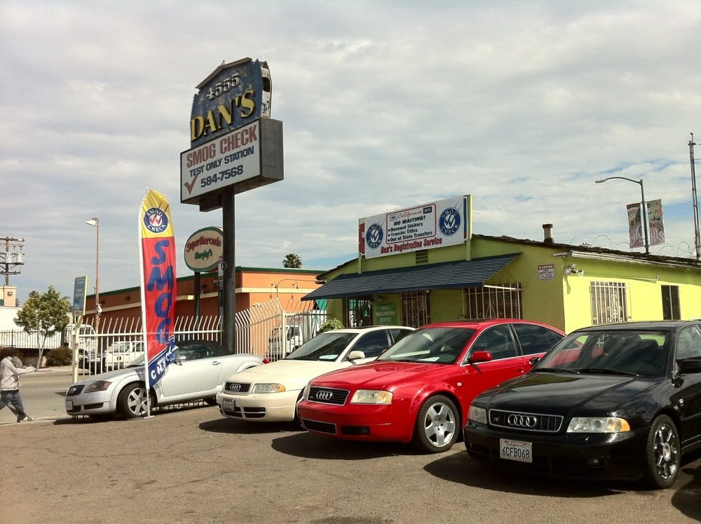 Emissions & Smog Test Stations San Diego California