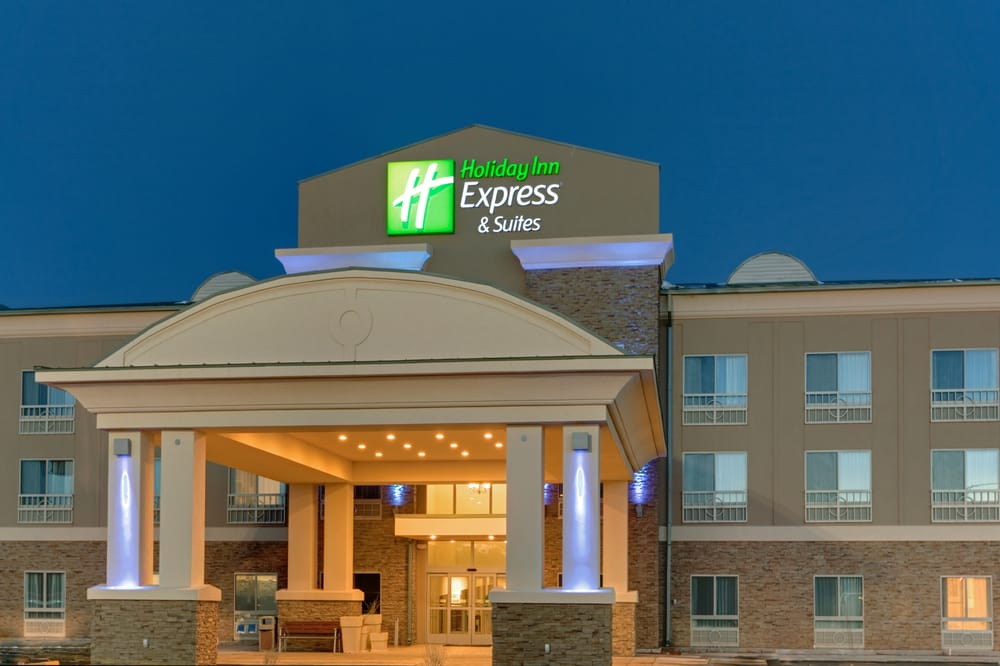 Holiday Inn Express & Suites Grants - Milan: 1512 E Santa Fe Ave, Grants, NM