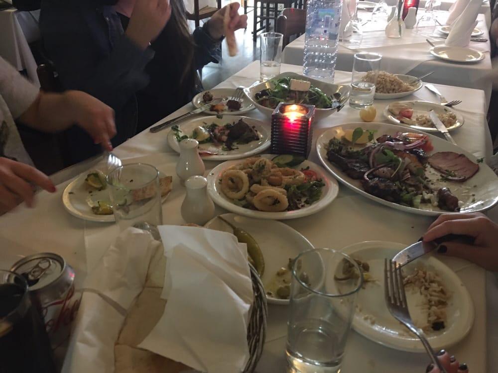 Alexander the great 11 photos greek 8 plender street for Alexanders greek cuisine