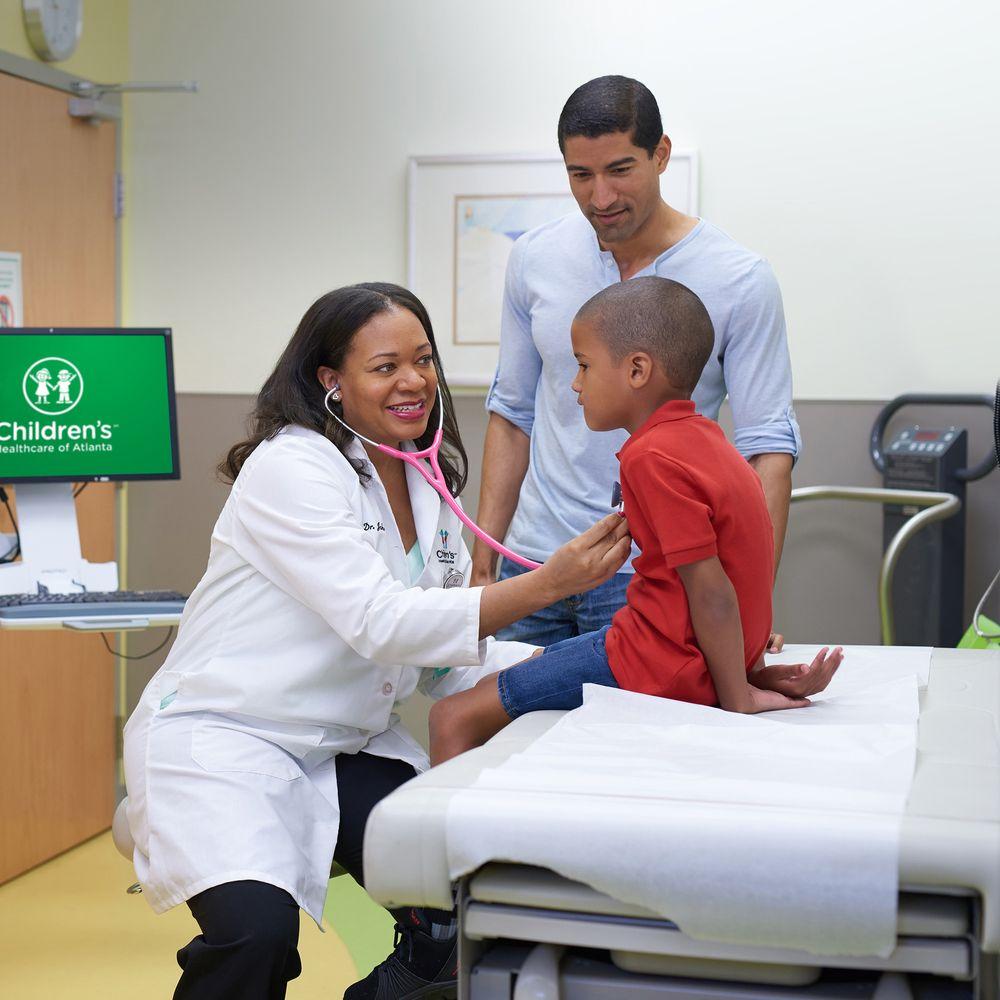 Children's Healthcare of Atlanta Urgent Care Center - Cherokee