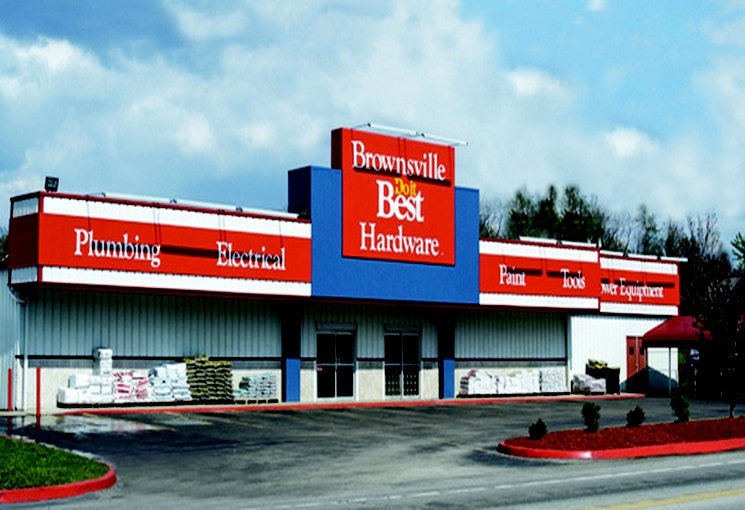 Brownsville Hardware: 6027 National Pike E, Grindstone, PA
