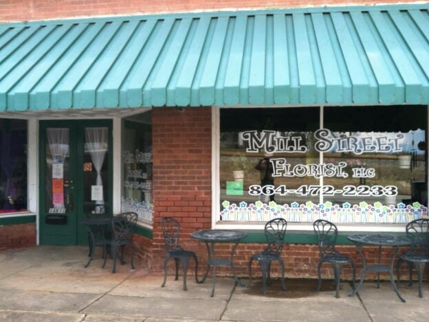 Mill Street Florist & Gift Shop: 14445 Asheville Hwy, Inman, SC