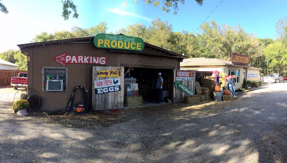 Fresh and Local Produce: 6573 N Mcdonald St, Melissa, TX
