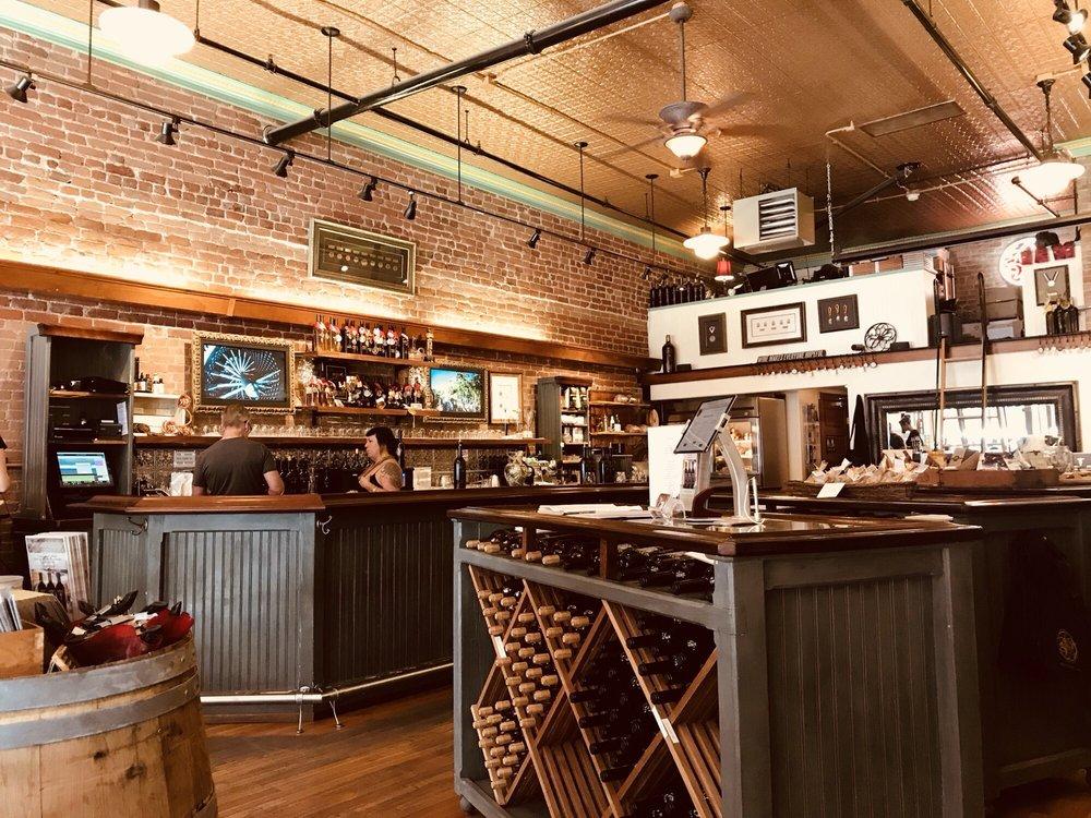 Caduceus Cellars and Merkin Vineyards Tasting Room: 158 Main St, Jerome, AZ