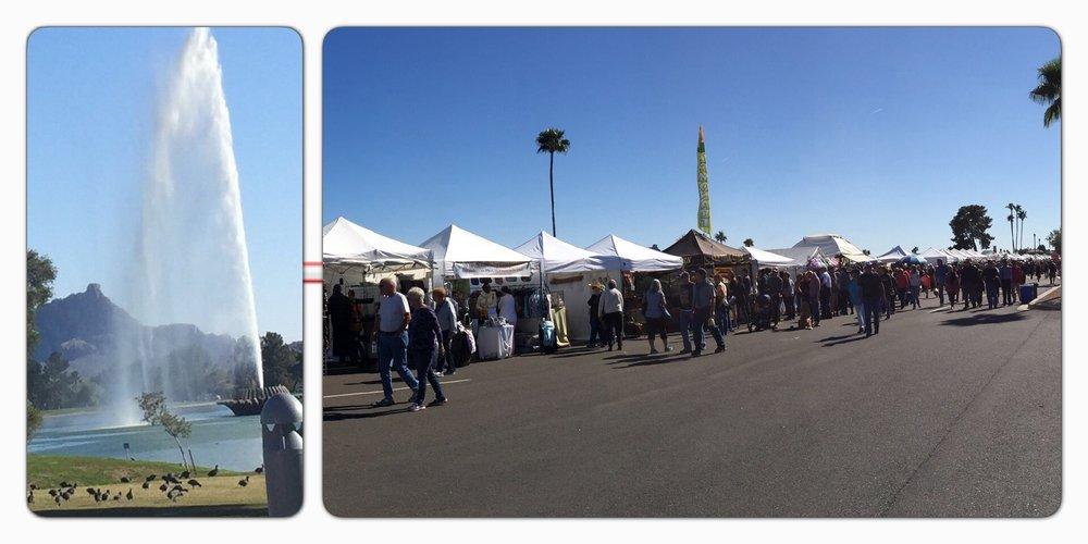 Fountain Hills Festival of Arts & Crafts: Fountain Hills, AZ
