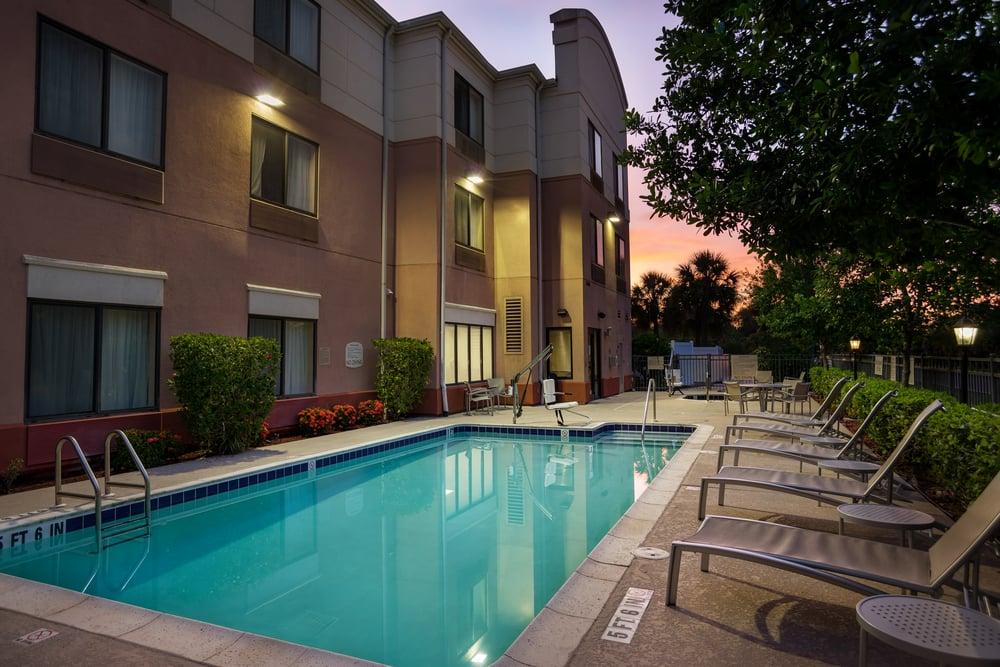 Springhill Suites St. Petersburg Clearwater: 3485 Ulmerton Rd, Clearwater, FL