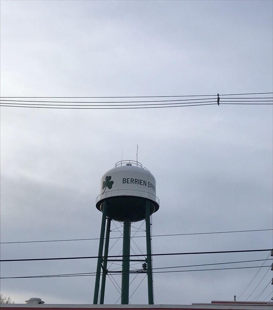 Shamrock Park: 9385 US Highway 31, Berrien Springs, MI