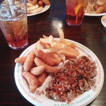 Photo Of Stamey S Barbecue Greensboro Nc United States Regular Chopped Bbq