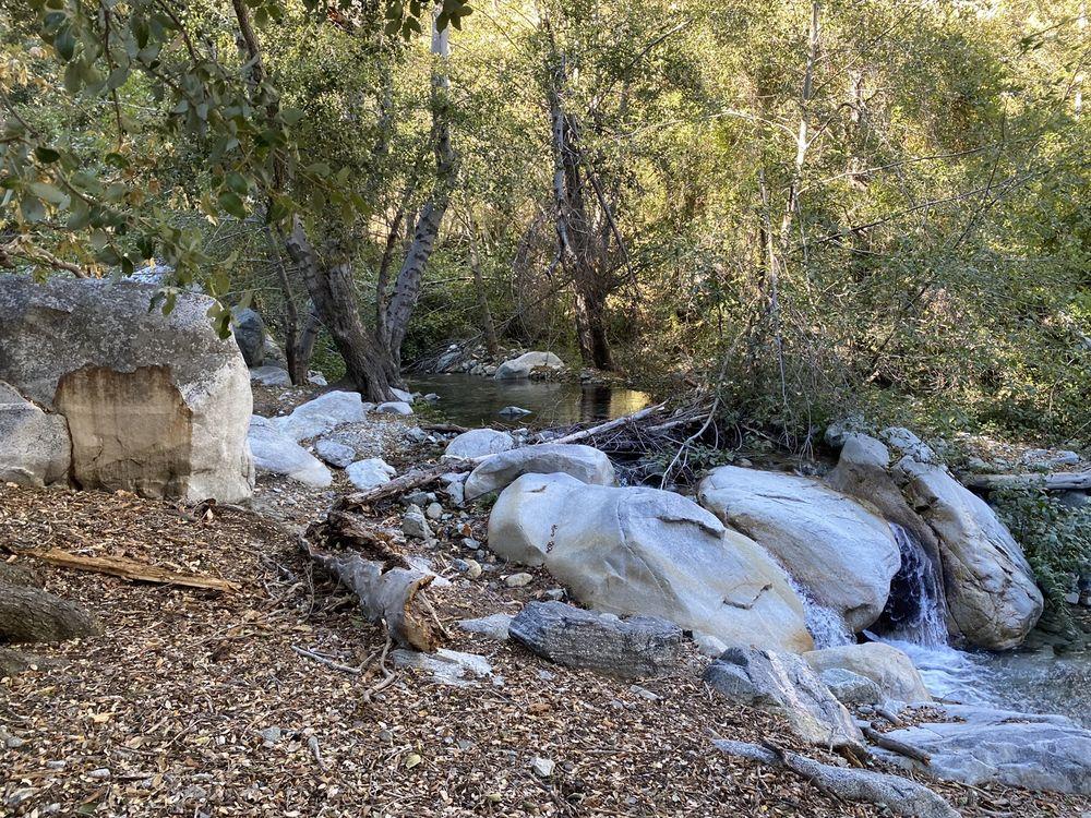 Third Stream Falls: Lytle Creek, CA