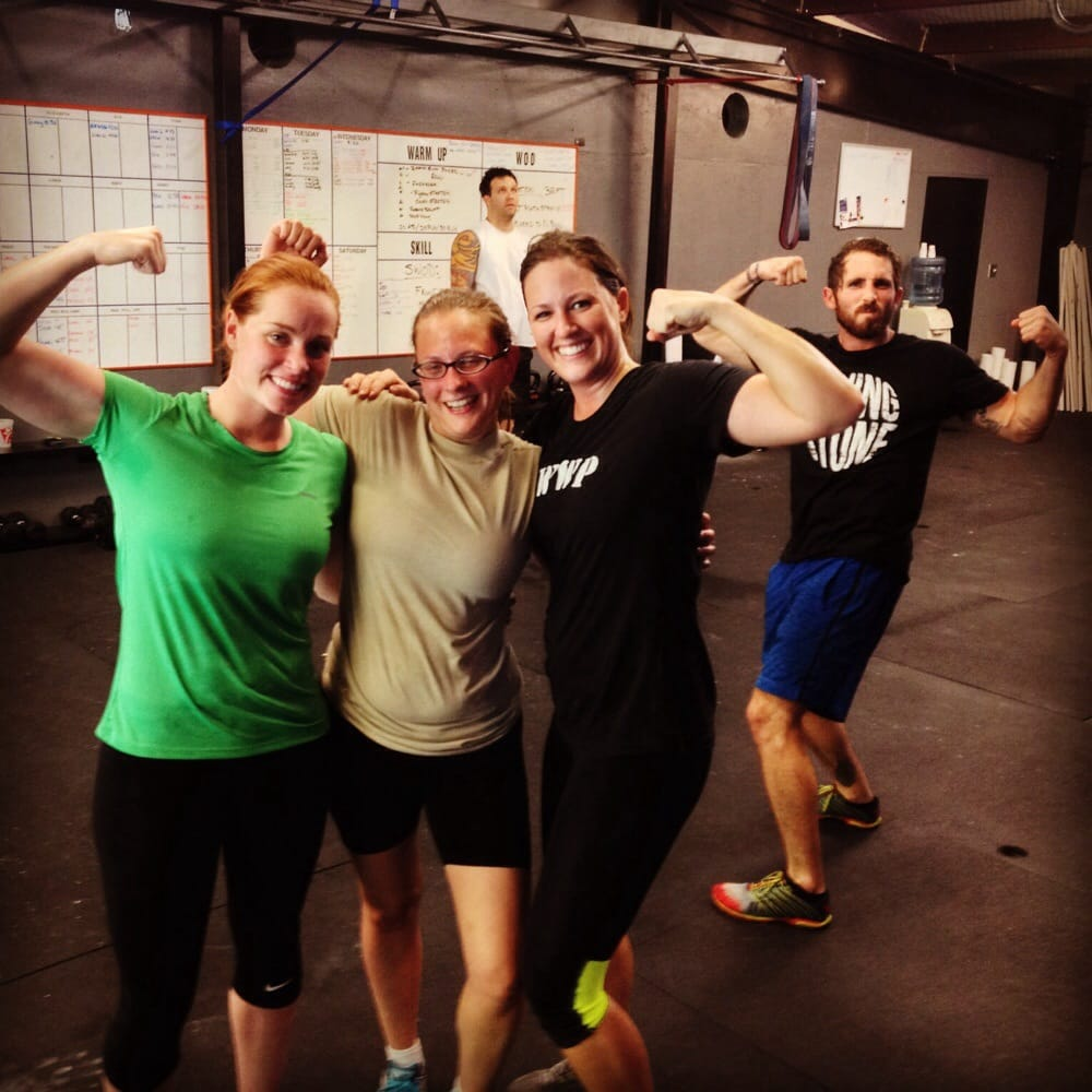 LivingStone CrossFit