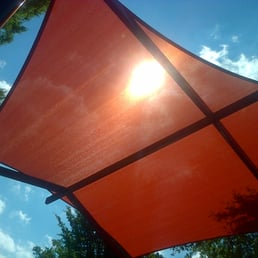Good Photo Of Air Vent Exteriors   Arden, NC, United States. Canvas Shade  Structure