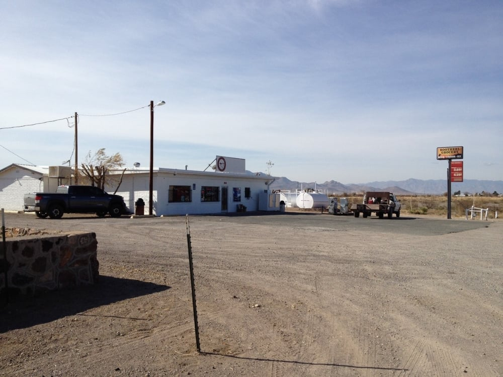 Bootheel Grocery: 61 Nm E Hwy 9, Animas, NM