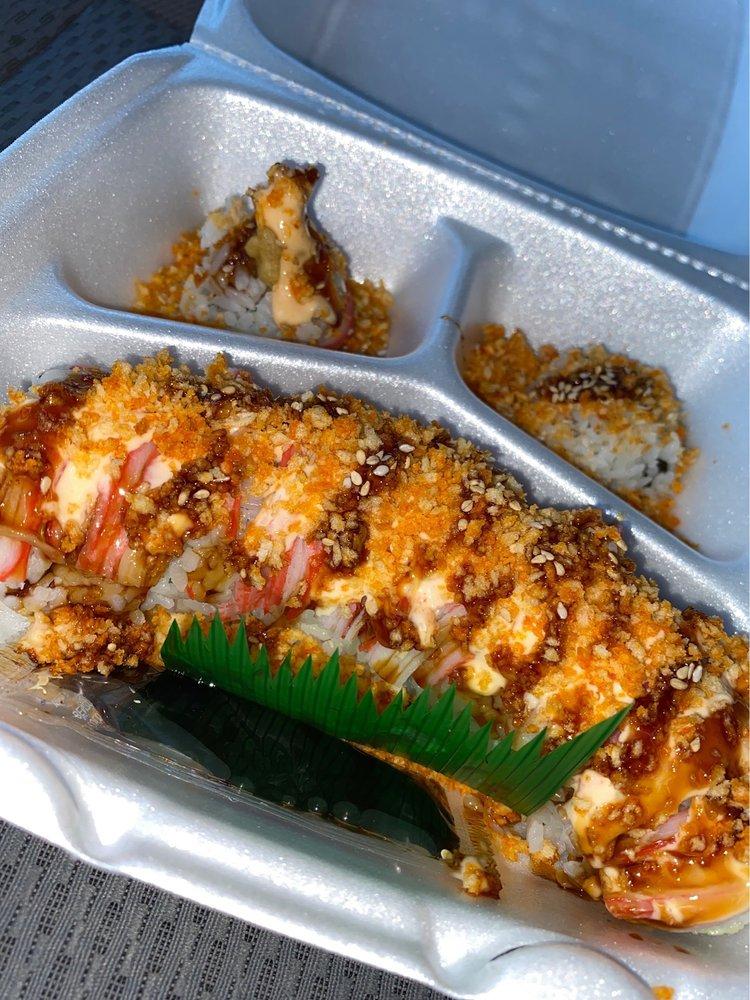 Rock & Roll Sushi: 902 S 2nd St, Hidalgo, TX