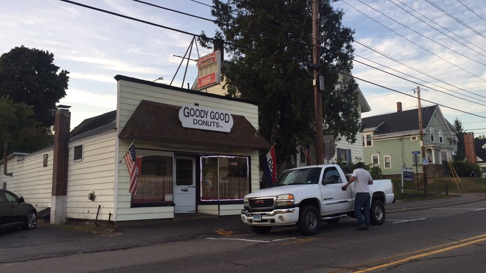 Goody Good Donuts: 235 Union Ave, Laconia, NH