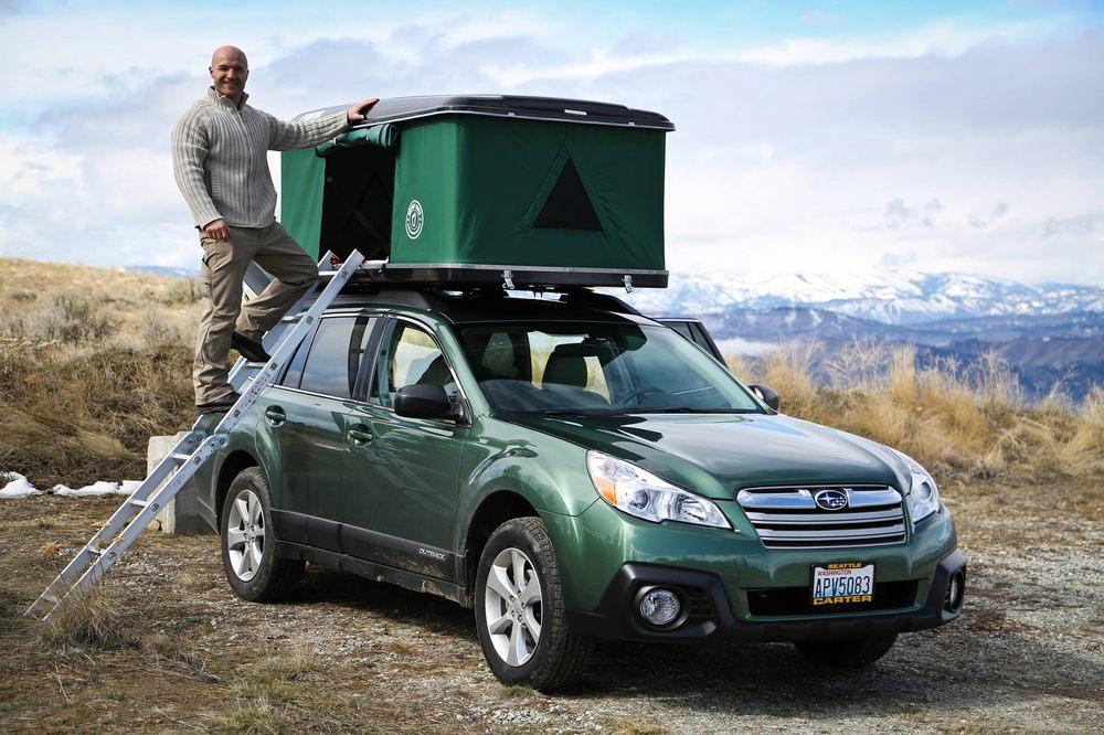 Bigfoot Roof Top Tents c/o Ridge Runner Outdoors