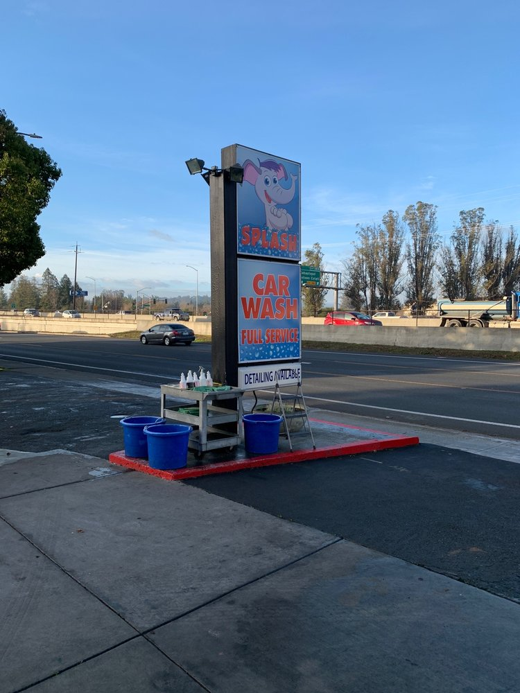 Splash Express Car Wash: 7360 Commerce Blvd, Cotati, CA