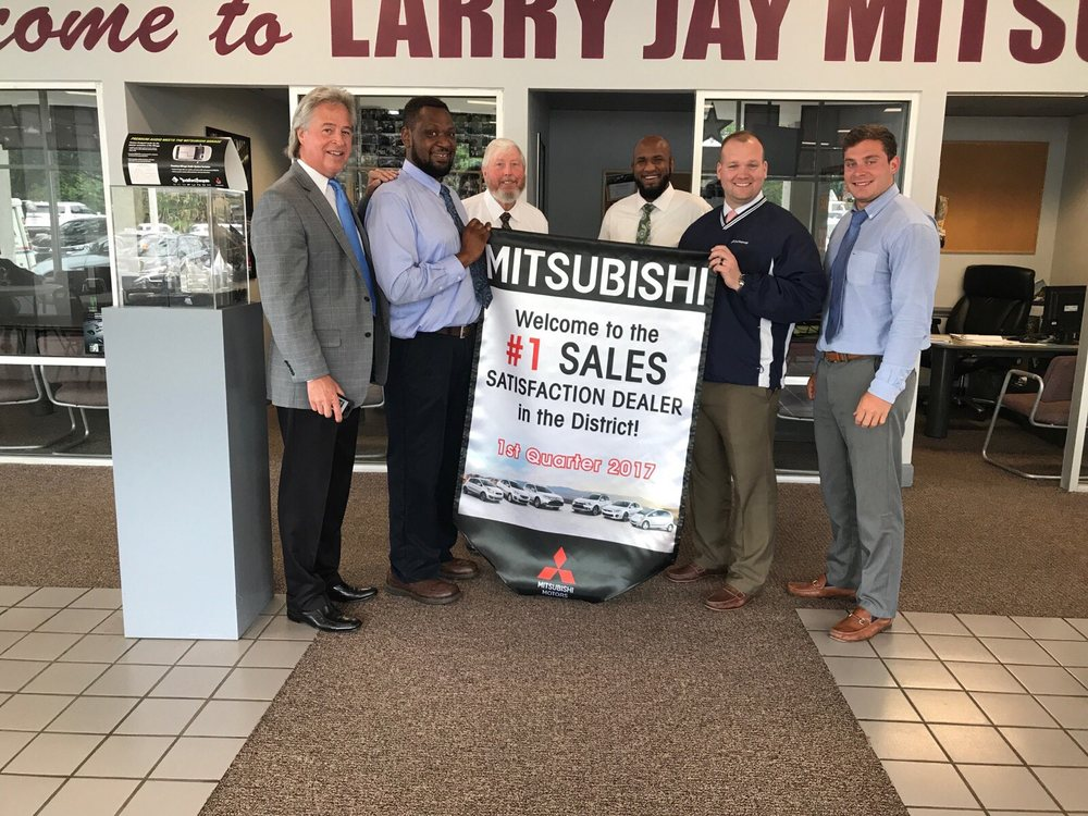 Larry jay mitsubishi 29 8415 south blvd for Starmount motors south blvd