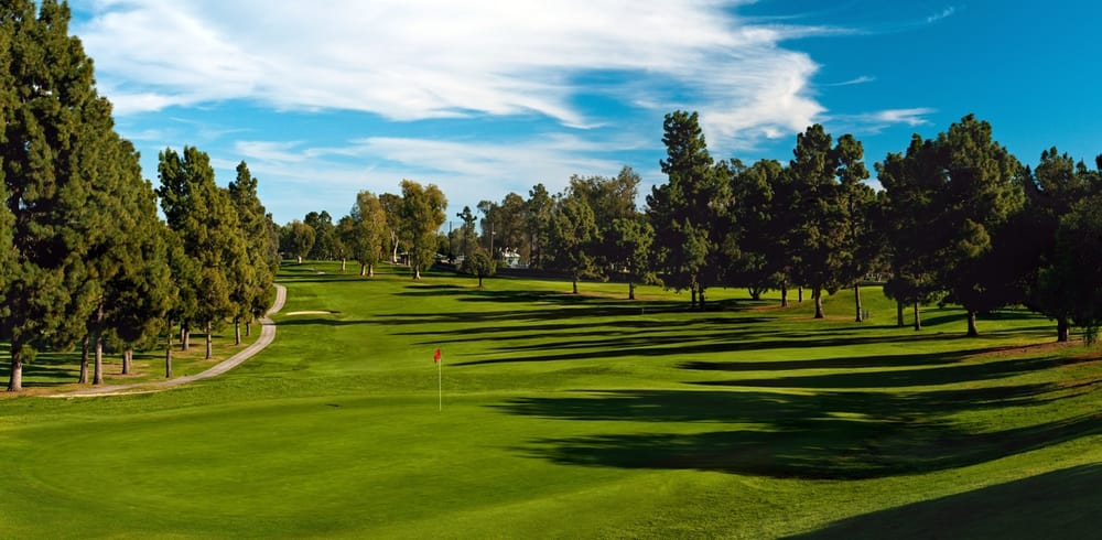 Recreation Park 18 Golf Course