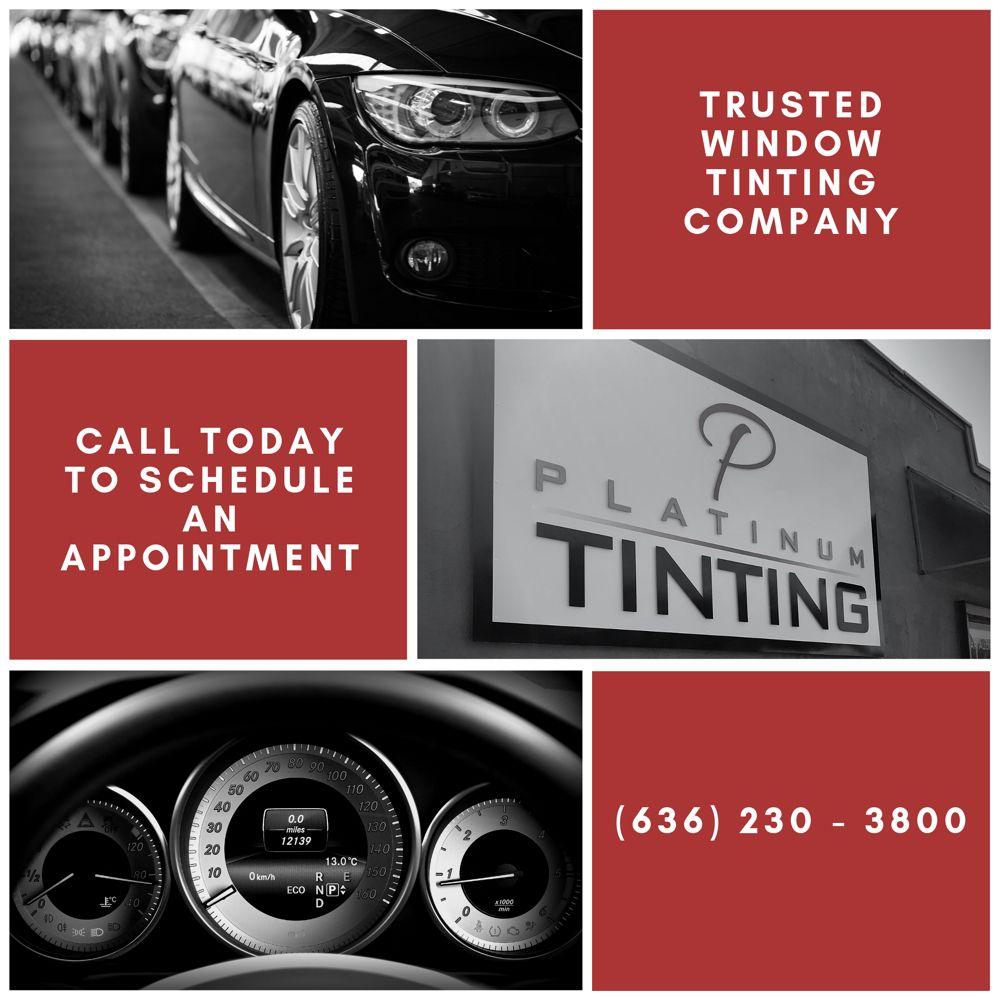 Platinum Tinting: 538 Leffingwell Ave, Kirkwood , MO
