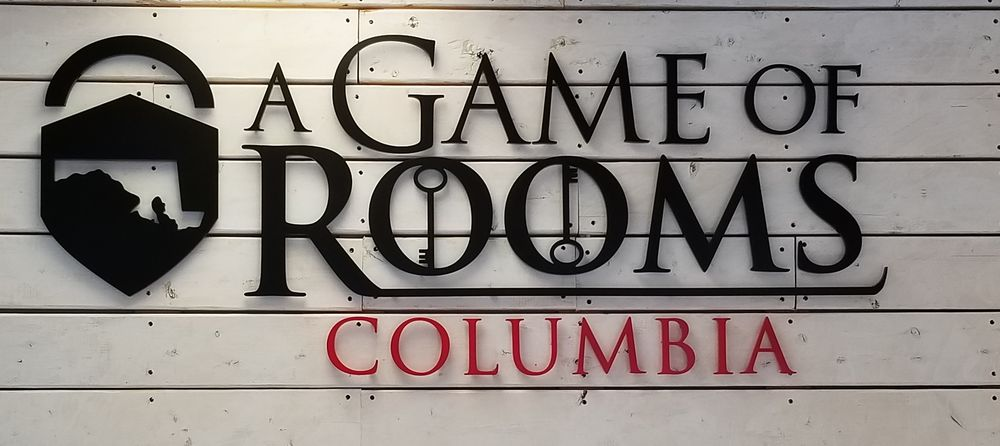 A Game of Rooms Columbia: 8909 Mcgaw Ct, Columbia, MD