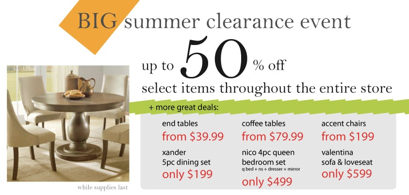 Photo Of Living Space   Sacramento, CA, United States. BIG Summer Clearance  Event