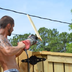 Photo Of Fence Life Navarre Fl United States Marcus Singleterry Owner