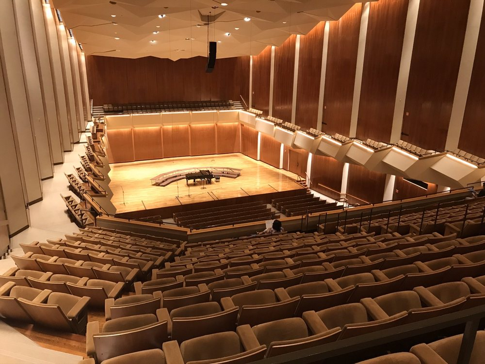 Social Spots from Krannert Center for the Performing Arts